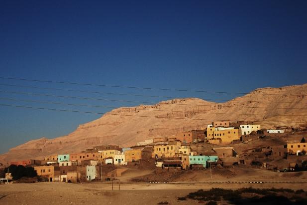 القرنة القديمة .. من ارشيف مركز طارق والي