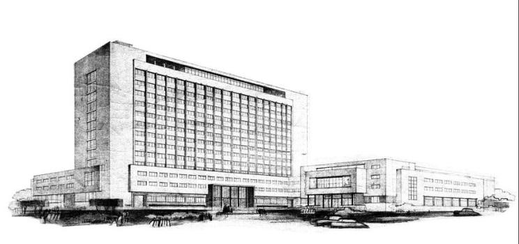 مبنى الاتحاد الاشتراكي