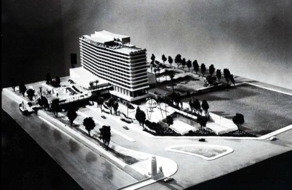 نموذج فندق النيل هيلتون