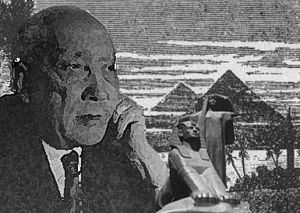 سلامه موسى - الصورة عن موقع ويكيبديا