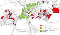 تكوين القاهرة يوضح حجم الاسكان الرسمى و اللارسمى