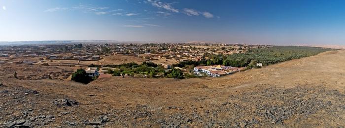 Bahariya-oasis